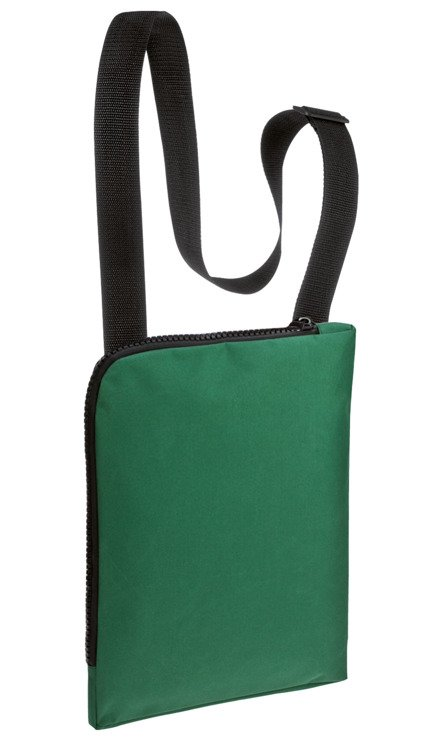83e9ce4bef3a3 Torba na ramię Saszetka BASIC Zielony marki halfar