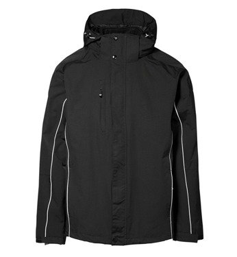 3-in-1 practical jacket Black