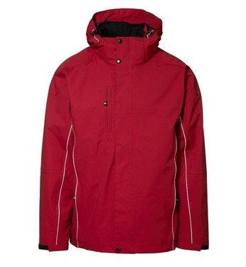 3-in-1 practical jacket Red