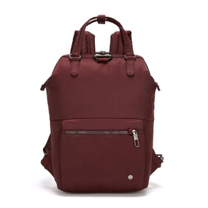 Citysafe CX mini backpack Merlot