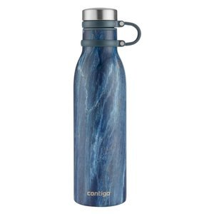 Contigo Matterhorn Couture Thermal Bottle 590ml - Blue Slate